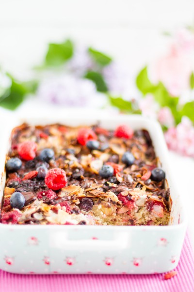 haseimglueck.de Rezept, Quinoa Superfoods Auflauf 3