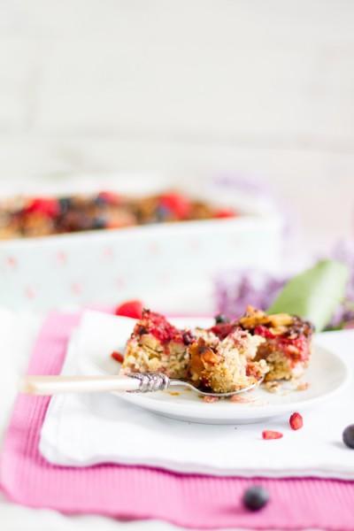 haseimglueck.de Rezept, Quinoa Superfoods Auflauf 8