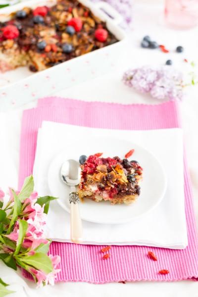 haseimglueck.de Rezept, Quinoa Superfoods Auflauf 9