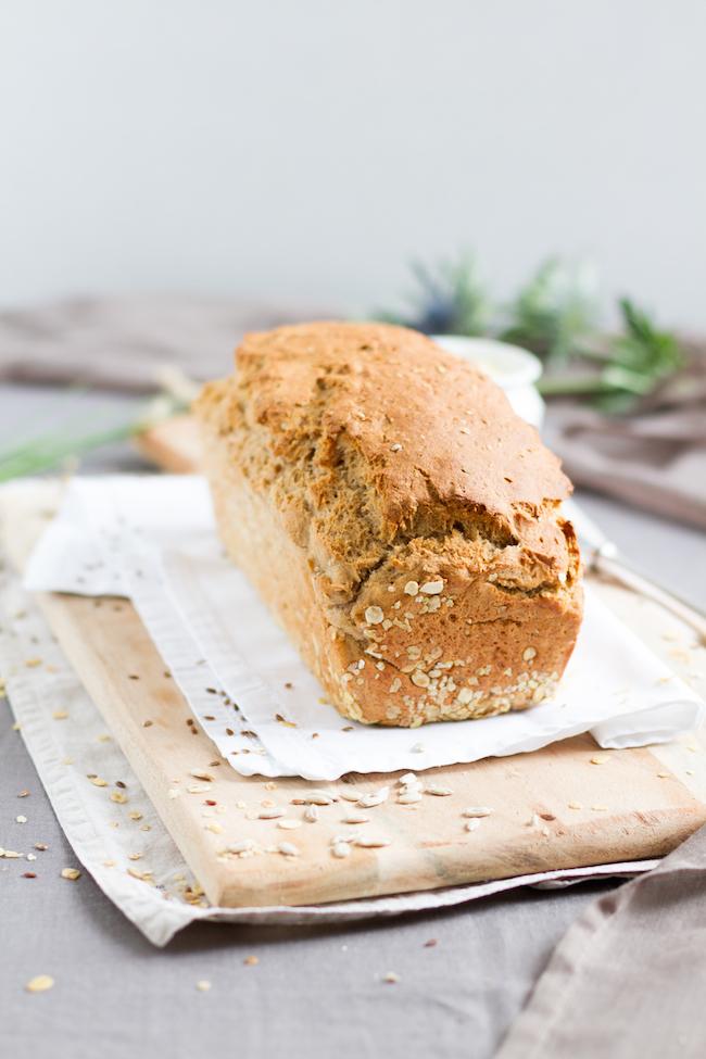 Emmer Brot Hase Im Glück