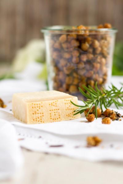 haseimglueck.de Rezept, Kichererbsen mit Parmesan + Rosmarin 3