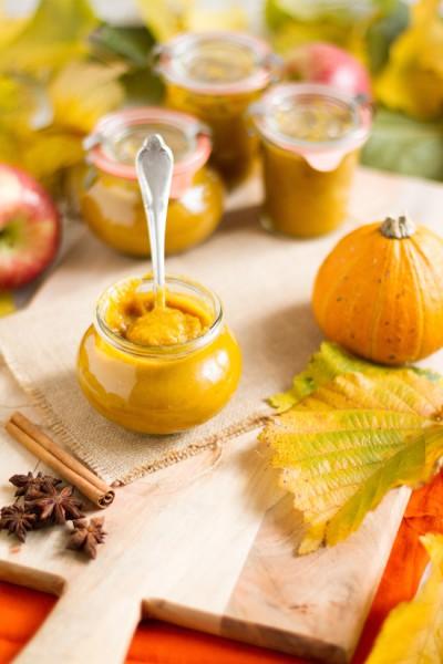 Kürbis Gewürz Aufstrich  I  Pumpkin Butter  I  haseimglueck.de