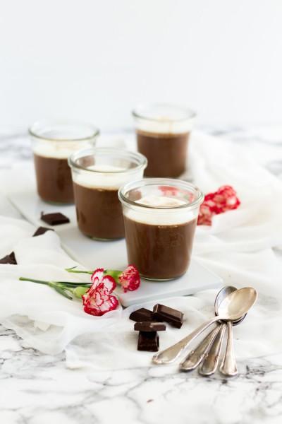 Cremiges Schokoladen Chai Dessert I Creamy  Chocolate Chai Dessert I haseimglueck.de