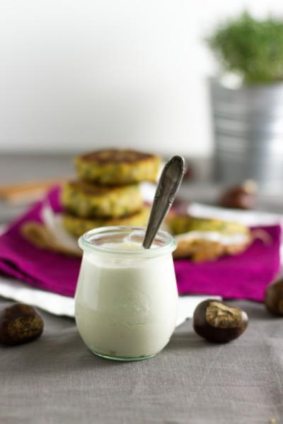 Maronen Bratling mit Ofengemüse I Chestnut Patty with oven-roasted Root Vegetables I haseimglueck.de
