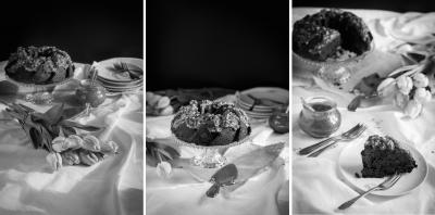 Schokoladen Gugelhupf mit Guinness Karamell Sauce I Chocolate Bundt Cake with Stout Caramel Sauce I haseimglueck.de