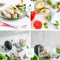 Winterrollen mit Rosenkohl & Avocado I Winter Rolls with Sprouts & Avocado I haseimglueck.de