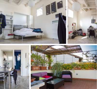 Rome City Trip - Our great Airbnb-Accomodation I haseimglueck.de