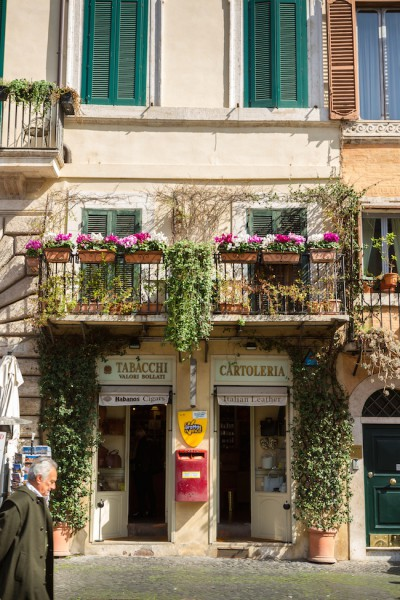 Rome City Trip - Piazza Navona I haseimglueck.de