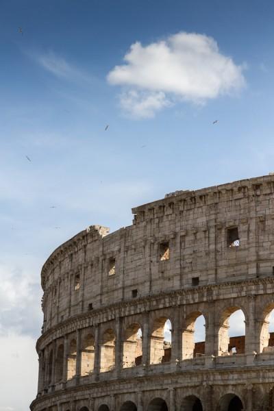 Rome City Trip - Colosseum I haseimglueck.de