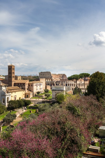 Rome City Trip - Roman Forum I haseimglueck.de