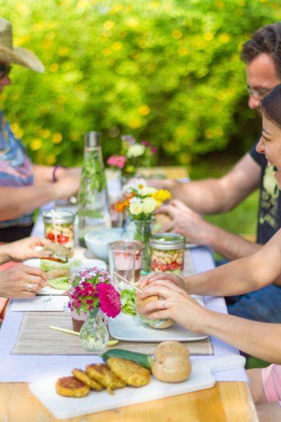 Vegane Grillparty Rezepte I Vegan Recipes for a Barbeque Party I haseimglueck.de