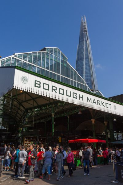 London City Trip - Borough Market I haseimglueck.de