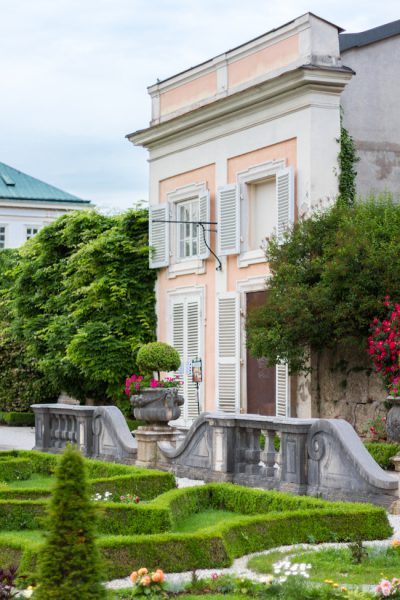 Salzburg City Trip - Mirabellen Garten I Mirabell Gardens I haseimglueck.de
