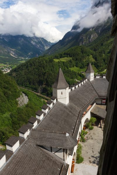 Salzburg City Trip - Hohenwerfen Fortress I Falconry I Birds of Prey I haseimglueck.de