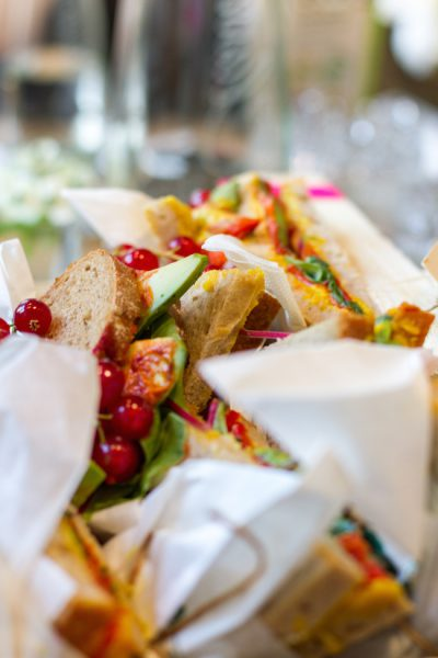 Sandwiches mit pflanzlichem Belag I Sandwiches with plant-based fillings I Noa Pflanzlich