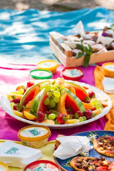 Pflanzliches Picknick I Plant-based Picknick I Noa Pflanzlich