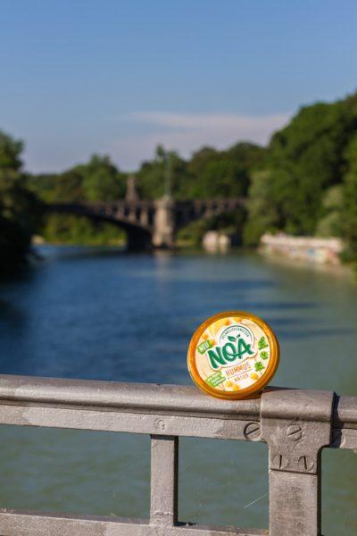 Noa Pflanzlich Hummus Natur