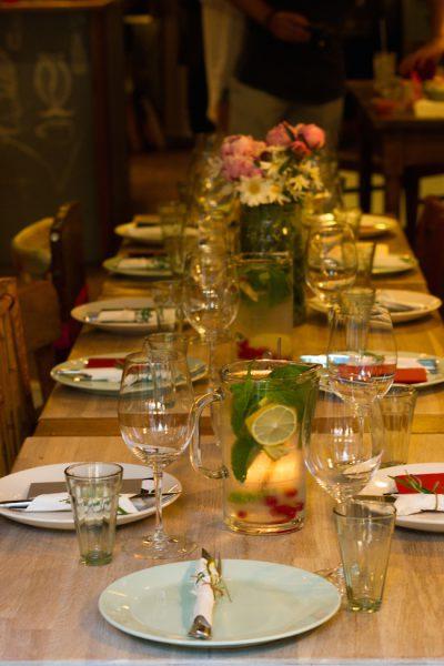 Pflanzliches Abendessen I Plant-based Dinner I Noa Pflanzlich