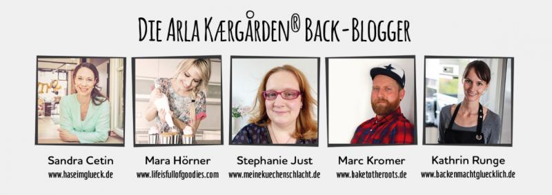 Arla Backblogger Buch