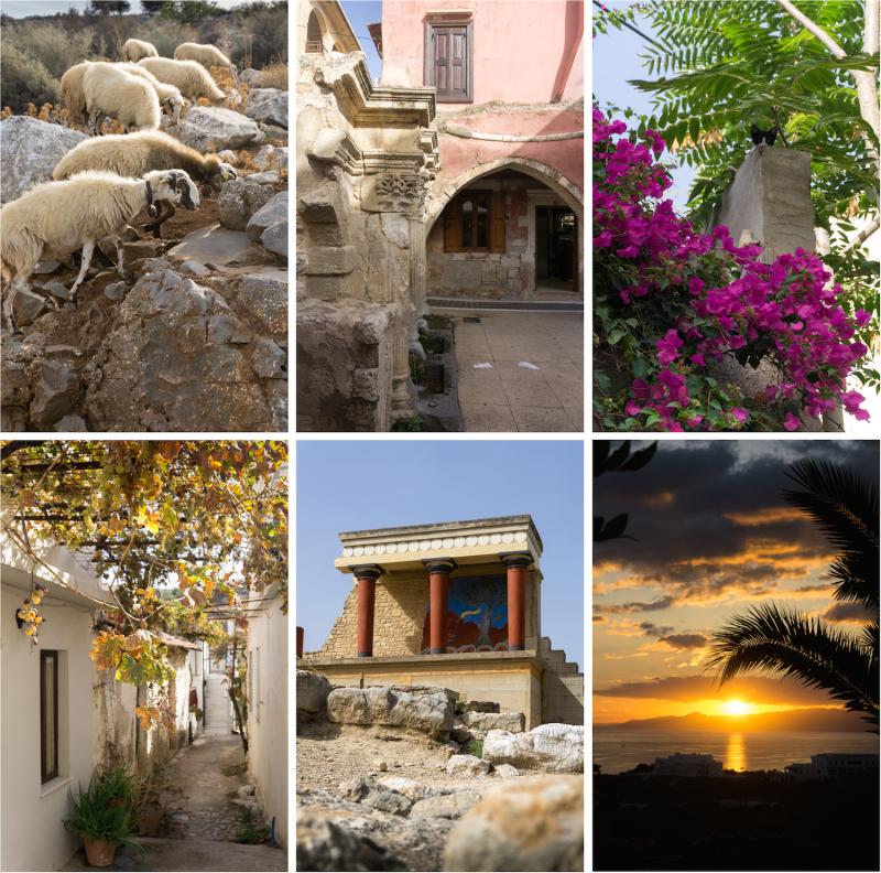 Urlaub auf Kreta im Oktober I Holidays on Crete in October