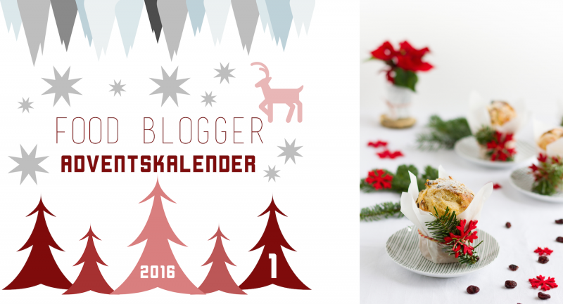 Foodblogger-Adventskalender Cover
