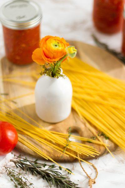 Klassisches Tomaten Sugo I Homemade Tomato Sauce
