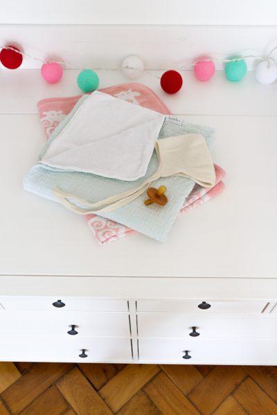 Baby Erstaustattung Decken Koeka & Klippan