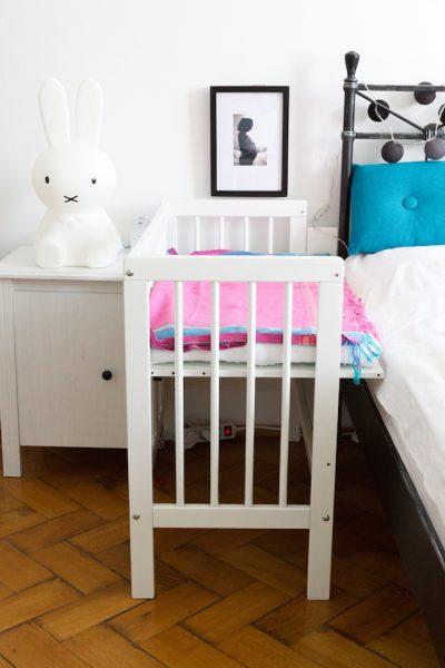Baby Erstaustattung Beistellbett I Baby Nursery Baby Bed