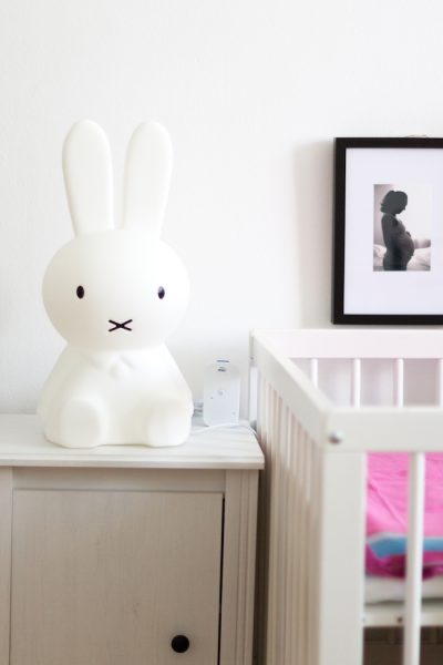 Baby Erstaustattung Lampe Miffy