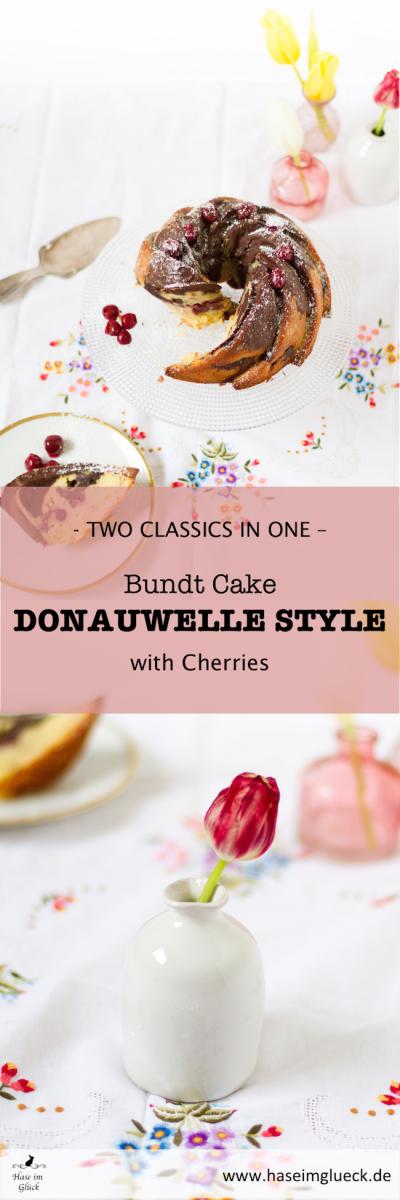 Donauwelle Gugelhupf I Bundt Cake Donauwelle style